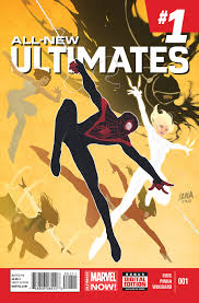 Nuevos Ultimates
