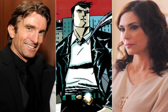 Powers - Sharlto Copley - Michelle Forbes