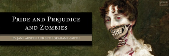 Pride And Prejudice And Zombies - Header
