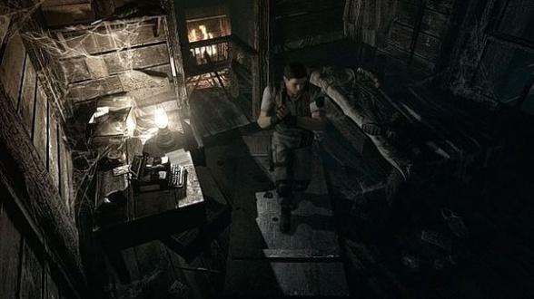 Resident Evil HD3