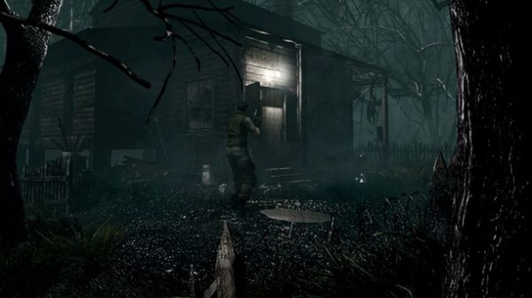 Resident Evil HD4