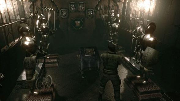 Resident Evil HD5