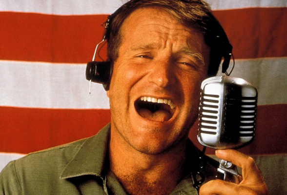 Robin Williams Good Morning Vietnam