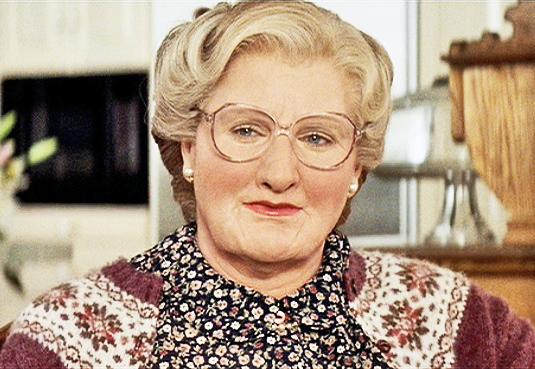Robin Williams - Mrs. Doubtfire