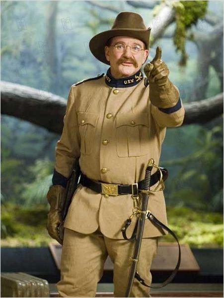 Robin Williams - Una noche en el museo