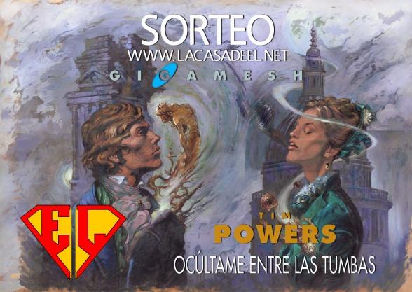 SORTEO GIGAMESH OCULTAME ENTRE LAS SOMBRAS
