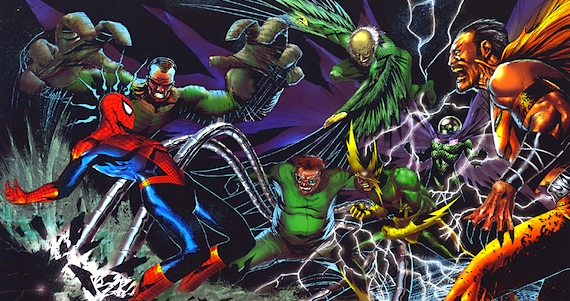 Sinister-Six