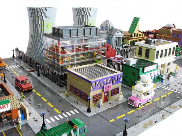 Springfield LEGO