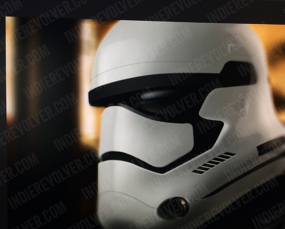 Stormtrooper Star Wars Episodio VII