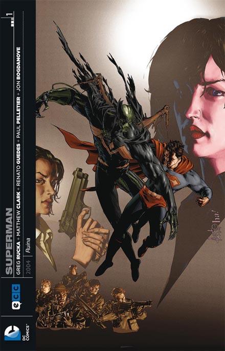 Superman: Ruina, de ECC Ediciones