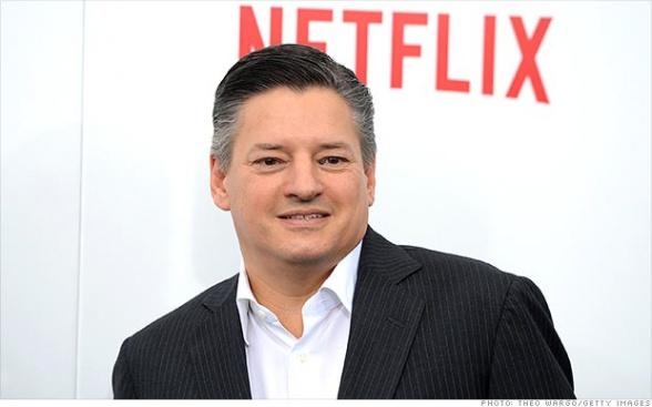 Ted Sarandos - Netflix
