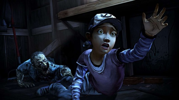 The Walking Dead Season 2 Clementine