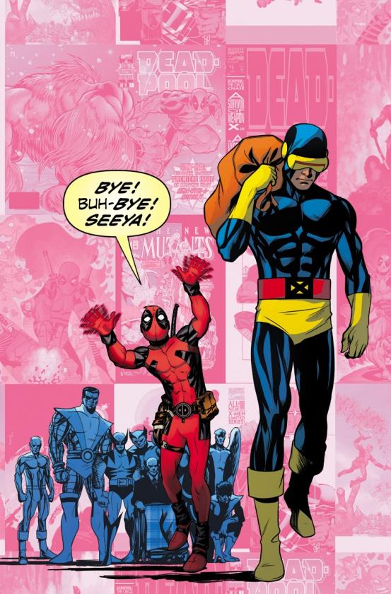 Uncanny X-Men 27 Deadpool