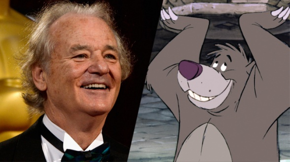 bill murray baloo jungle book