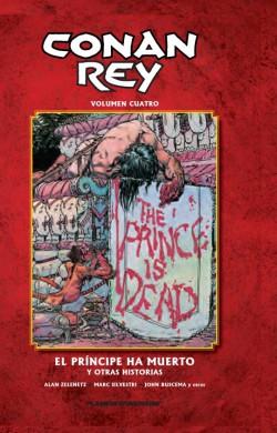 'Conan Rey vol. 4: El príncipe ha muerto y otras historias'