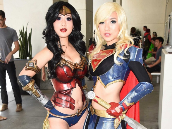 cosplay SDCC2014
