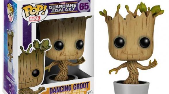 Muñeco Groot
