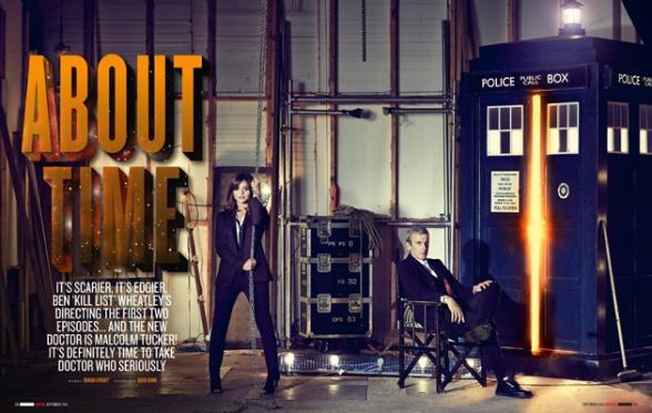 empire magazine doctor who