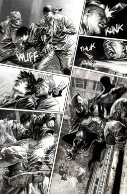 'Batman: Black and White' vol. 4