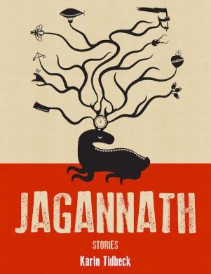 Portada de la edición inglesa de 'Jagannath'