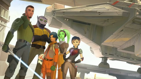 starwars rebels group