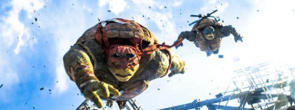 teenage mutant ninja turtles 9