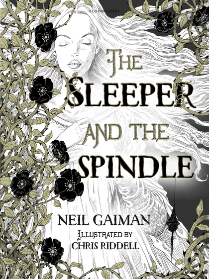 the sleeper and the spindle neil gaiman