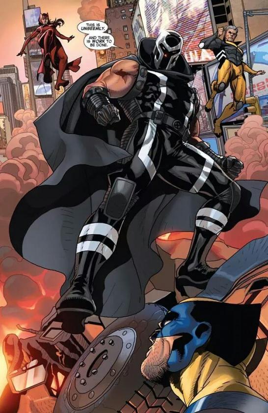 x men no more humans magneto minus one daughter
