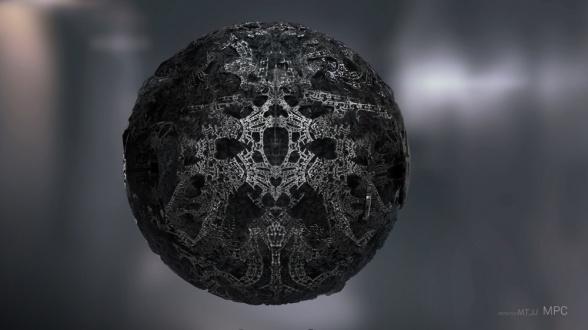 Arte conceptual de 'Guardianes de la Galaxia'