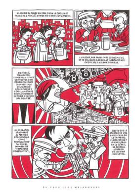El caso Maiakovski, de Laura Pérez Vernetti