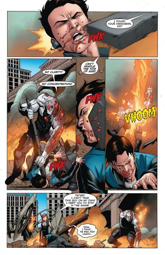 3 harbinger wars panini comics valiant joshua dysart clayton henry analisis critica opinion reseña