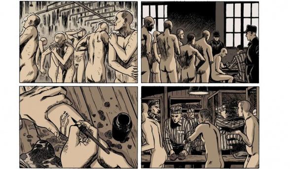 4 WW 7 chauvel boivin diabolo ediciones analisis critica reseña comic paris mon amour