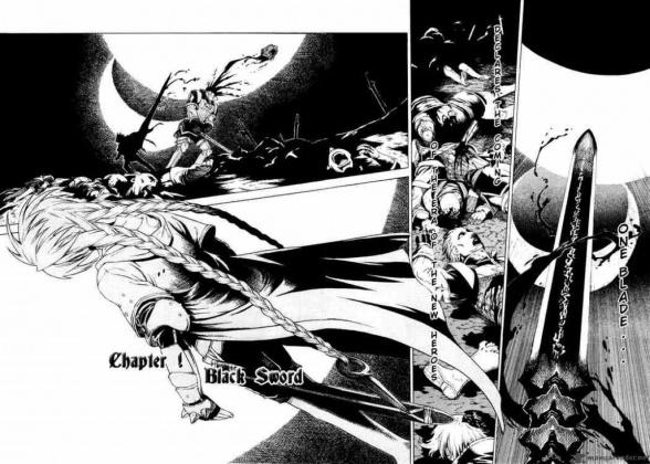 5 ubel blatt norma editorial comic manga etorouji shiono reseña analisis critica opinion