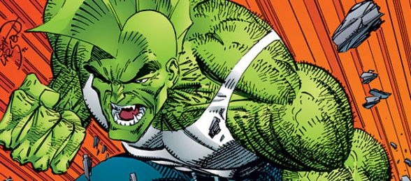 Savage Dragon cine