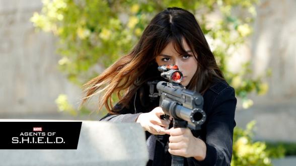 Agentes de S.H.I.E.L.D. - season 2 - Skye