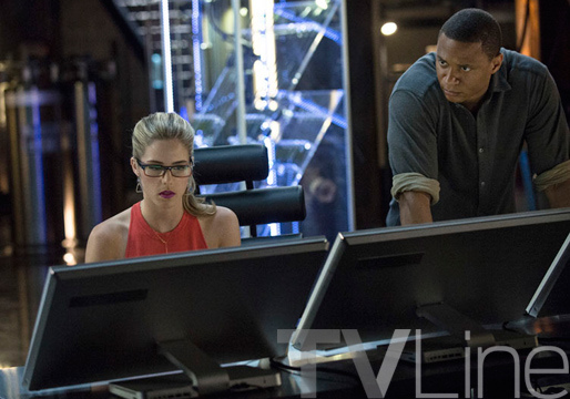 Arrow Felicity Diggle