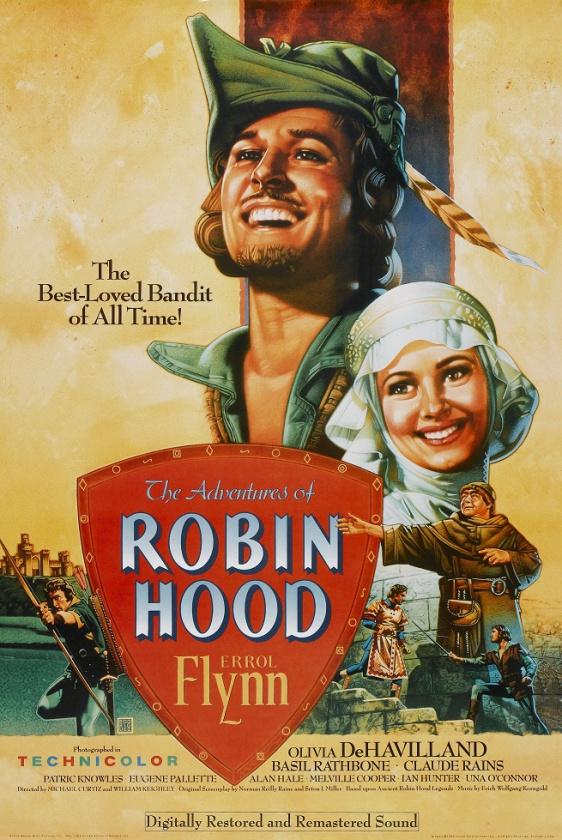 Robin de los bosques cartel