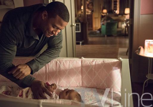 Arrow hijo de Diggle