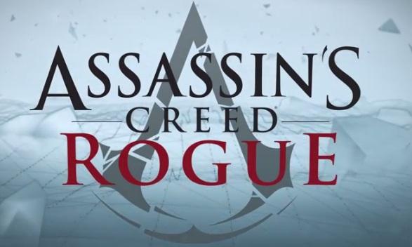 Assassins Creed Rogue LOgo