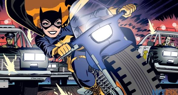 Batgirl 37 Darwyn Cooke