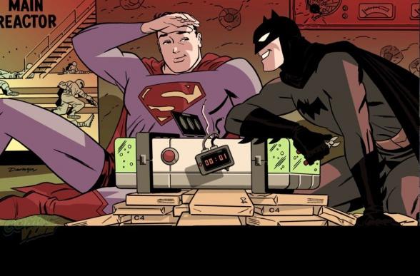 Batman Superman 17 Darwyn Cooke