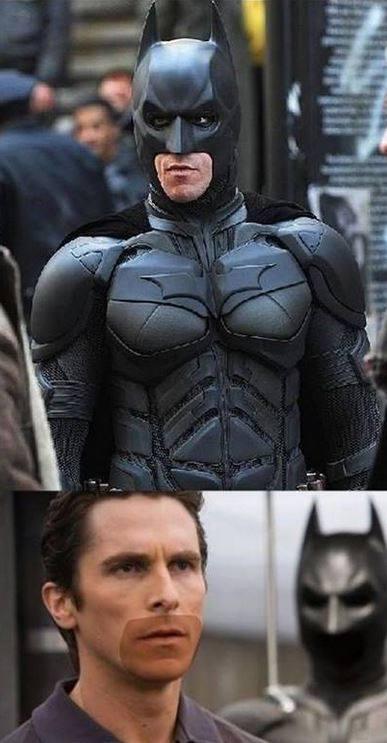 Batman en verano