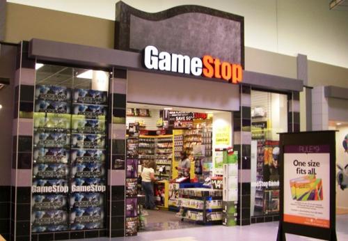 Cierre Gamestop