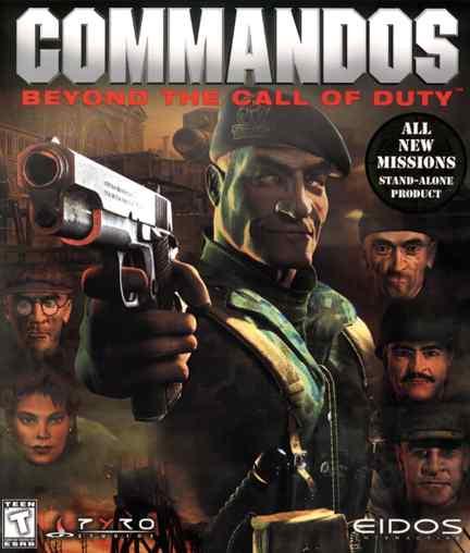Commandos next gen destacada