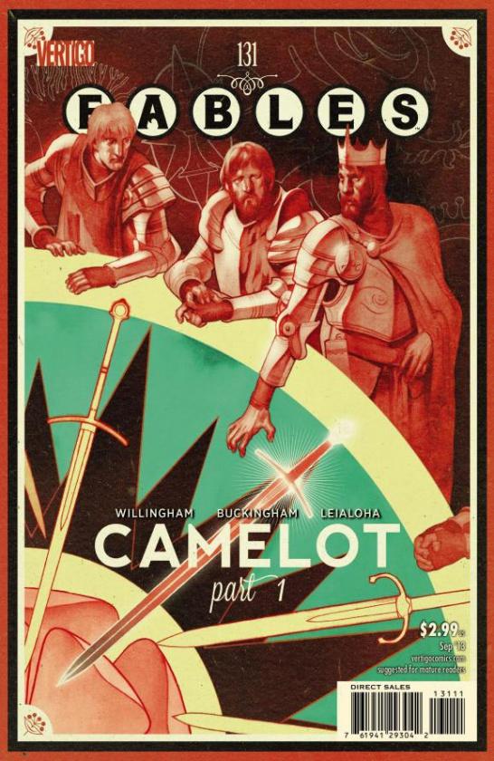 Fábulas Camelot