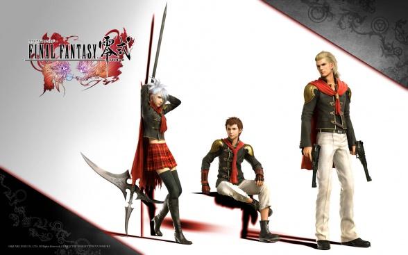 Novedades Sobre La Saga Final Fantasy