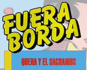 Fuera Borda cover