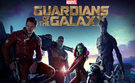 Guardianes de la galaxia Destacada