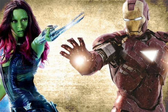 Guardians of the Galaxy vs Avengers