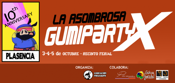 Gumiparty X